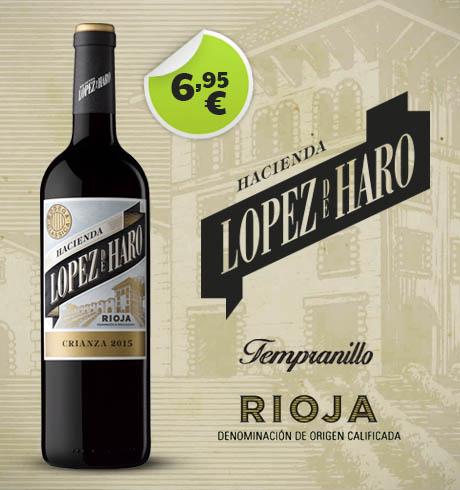 Lopez de Haro Crianza